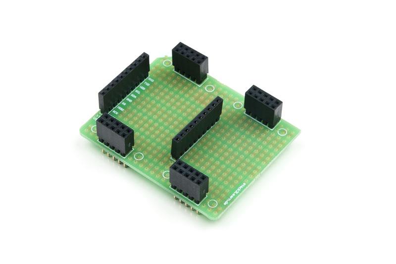Rasterplatine LR010