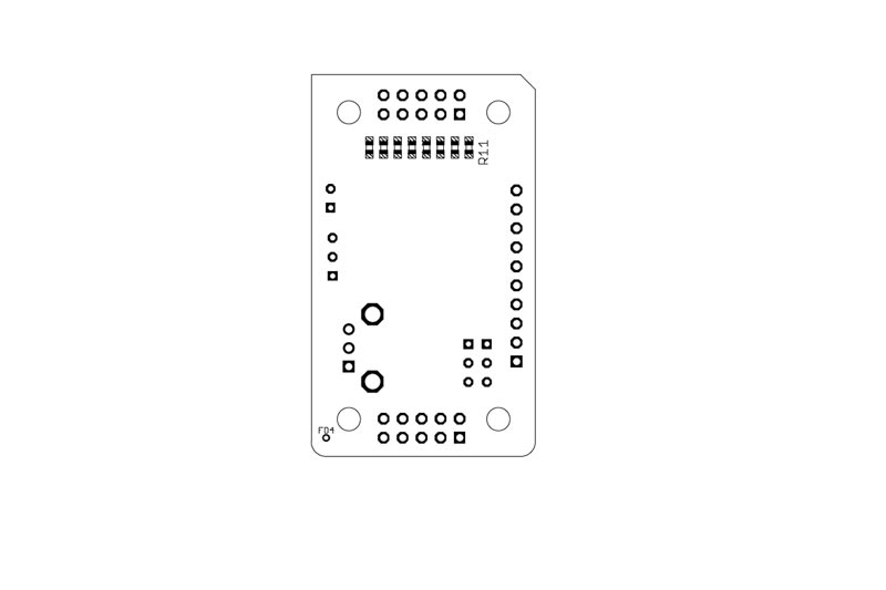 I2C-004 ist ein stack2Learn Zusatzmodul. Bei I2C-004 handelt es sich um eine 8-bit ADC Zusatzplatine mit I2C Schnittstelle. Bestückt ist ein TI ADC081C021. Das Board ist 30 x 51 mm groß und momentan in der Farbe Blau vorhanden.