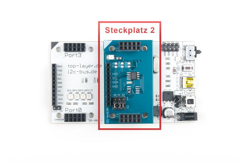 I2C-007 M24C64 EEPROM Modul
