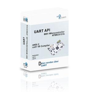 8051 Mikrocontroller API