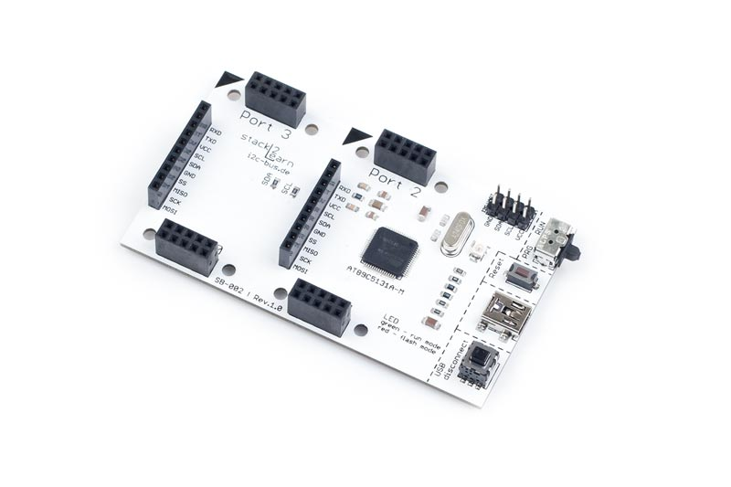 8051 Mikrocontroller Boards